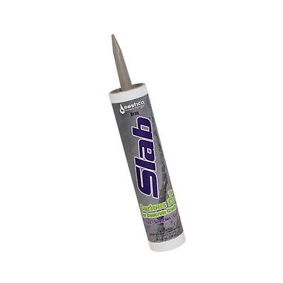 Sashco 16210 Slab Concrete Crack Repair Sealant, 10.5 oz Cartridge, Gray (Pac...