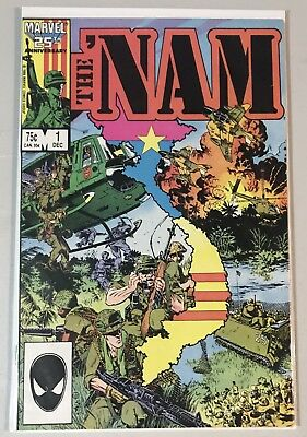 THE 'NAM Complete Series! EVERY ISSUE #1-84 Marvel, ALL High Grade, Most VF/NM