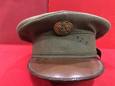 WW2 Enlisted Mans Class A Hat