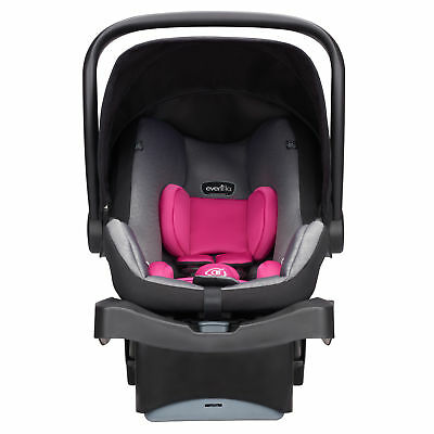 Evenflo New Proseries Litemax Infant Baby Car Seat (Roslyn)- Free Shipping