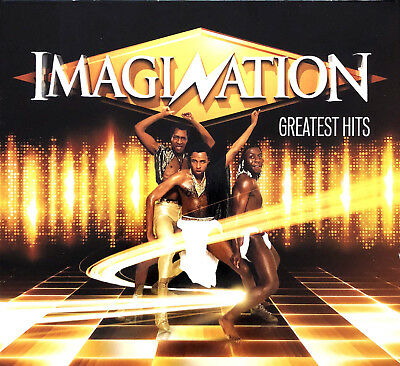 Imagination ‎3xCD Greatest Hits - France (M/M)