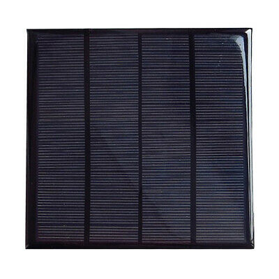 12V 3W Mini Solar Cell Solar Panel DIY Battery Charger Solay Toy Powered