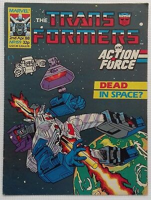 Transformers UK Comic Issue 159