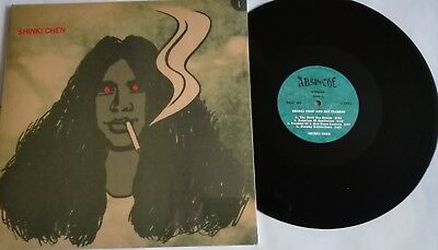 LP SHINKI CHEN And His Friends (Re) Absinthe Records ARLP 525 - STILL SEALED