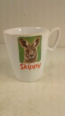 Vintage/retro Melmac Bessemer Skippy the Bush Kangaroo coffee mug/cup