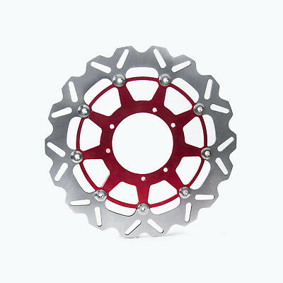 320mm Front Wavy Floating Brake Disc Rotor For Honda Crf250 Crf450