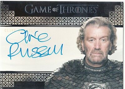 Game Of Thrones Valyrian Stahl Valyrian Auto Clive Russell Ser Brynden Tully Vl