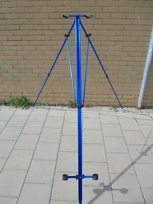 Imax extending blue 7ft tripod