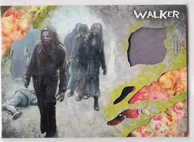 2016 Walking Dead Survival Relic Infected Walker Horde Bekleidung 66/99