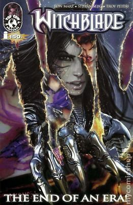 Witchblade #150A 2011 FN Stock Image