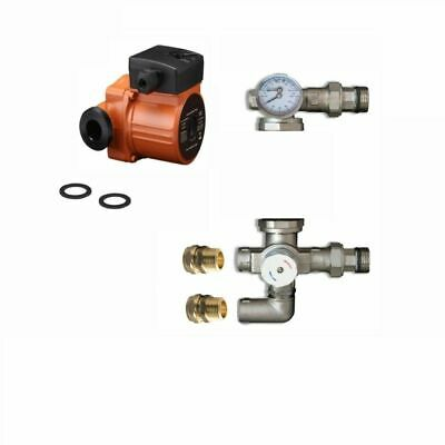 Blending Valve- Pump Mixer Set