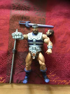 Masters of the Universe Classics Figur LOSE ohne Verpackung Fisto