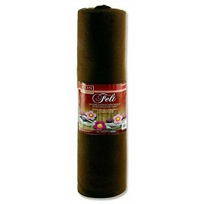 Icon Craft 45cm X 5m Roll Felt - Brown