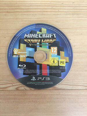 Minecraft: Story Mode - A Telltale Game Series for PS3 *Disc Only*