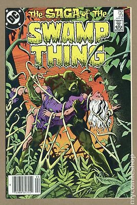 Swamp Thing (2nd Series) #23 1984 FN/VF 7.0