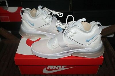 5675284abf3 NIKE AIR FORCE 270 Phantom Feel Big Air AH6772-003 Platinum White ...