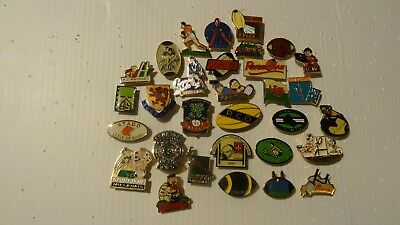 pin's rugby (lot)