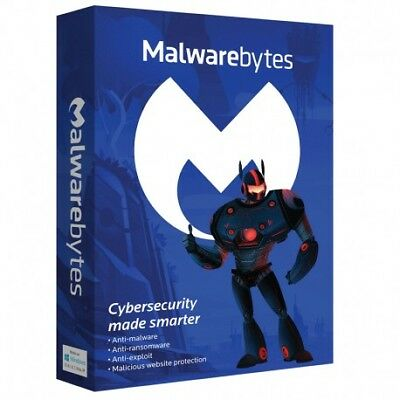 Malwarebytes Anti-Malware Premium Key | LIFETIME | Automated Instant Delivery