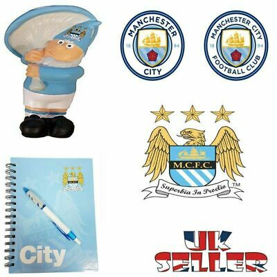 Man City Fc - Official Club Merchandise - Souvenirs Football Present Manchester