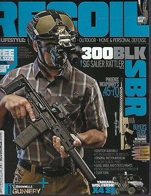 RECOIL Magazine July 2018  # 37