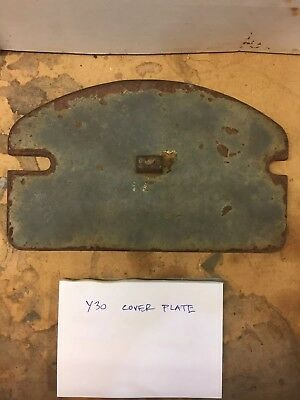 Yates American Y30 Bandsaw Lower Guard Cover Plate