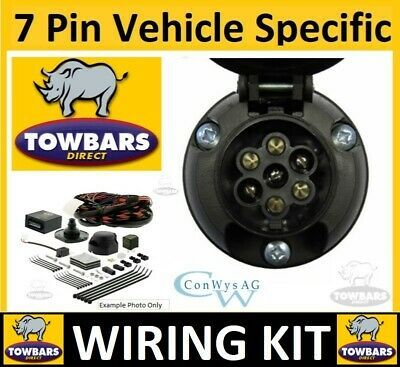 Outstanding 7 Pin Towbar Wiring Kit For Vauxhall Vivaro 2014On Specific Wiring 101 Akebretraxxcnl