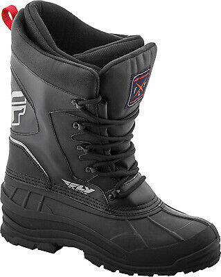 Fly Racing 18 Aurora Cold Weather Winter ATV Snowmobile Insulated Riding Boot