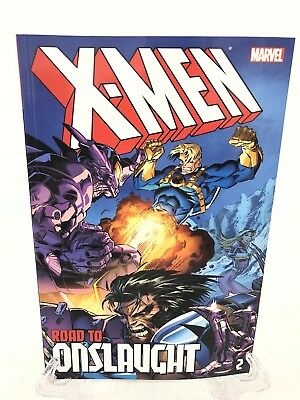 X-Men Road to Onslaught Volume 2 Wolverine Marvel TPB Trade Paperback Brand New