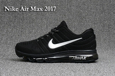 air max 2017 noir or