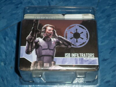 Star Wars Imperial Assault ISB Infiltrators Villains Pack Miniatures Board Game
