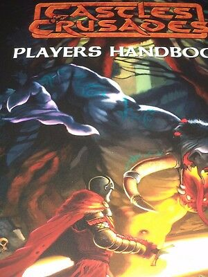 Castles and Crusades Players Handbook 7th Printing Roleplaying Game New