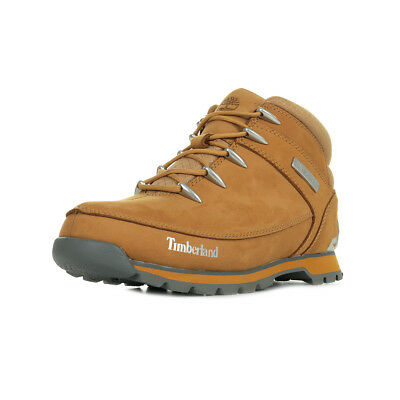 a7a5a6f8737084 Chaussures Boots Timberland homme Euro Sprint Hiker Wheat taille Marron  Nubuck