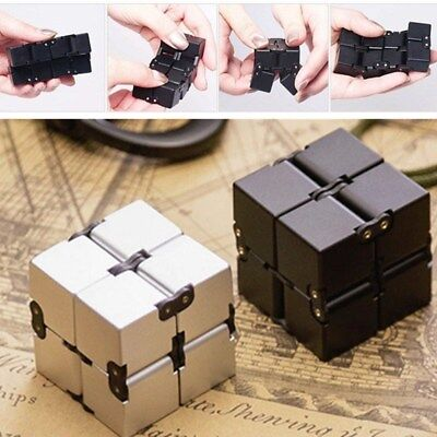 Mini Infinity Cube For Stress Relief Fidget Anti Anxiety Stress Funny Toy Gift