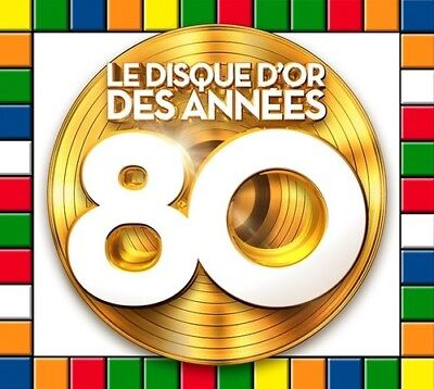 Various Artists - Le Disque D'Or Des Annees 80 / Various [New CD] Boxed Set, Dig