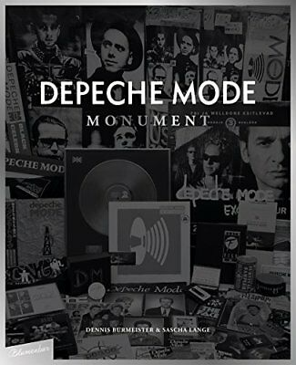 Depeche Mode : Monument: Limited Extended Version by Burmeister, Lange New*-