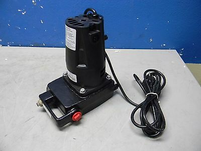 """Little Giant Utility Pump 115VAC 1/2HP 3/4"""" GHT Inlet/Outlet UPSP-5"""