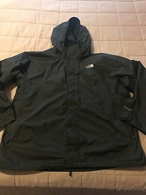 3dee18578 THE NORTH FACE Green Mountain Triclimate Mens Waterproof Jacket ...