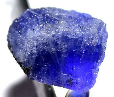 83.25 Ct Natural Violet Blue Tanzanite Untreated AGSL Certified FACET AAA+ Rough