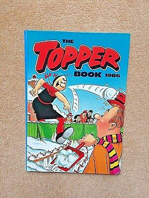 The Topper Book 1986 - fantastic as new collector's mint condition