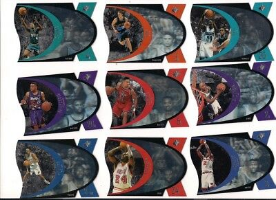 Basketball 1997 - 3D,Holo-  19 x Trading Cards 1997,Upper Deck