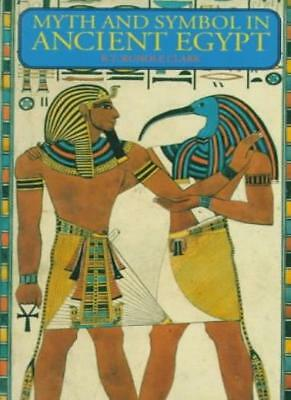 Myth and Symbol in Ancient Egypt,J.Rundle Clark- 9780500271124