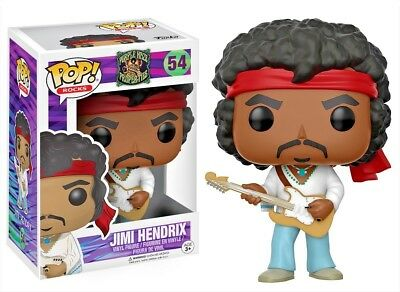FUNKO POP! ROCKS: MUSIC - JIMI HENDRIX WOODSTOCK [MINT] Vinyl Figure