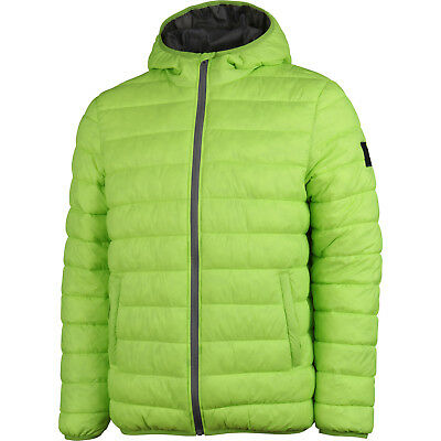 High Colorado Oregon 2-M Herren Winterjacke Outdoorjacke - 136249-6003 lime/grün