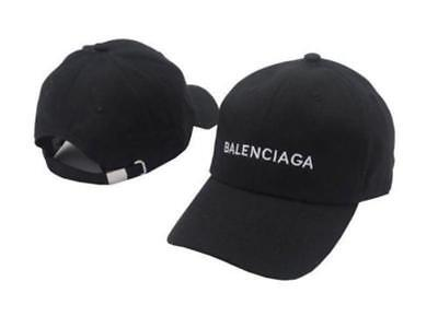 new Baseball Cap Balenciaga² Embroidery strapback adjustable hat vintage golf A2