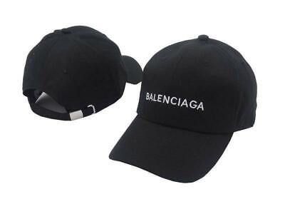 2019 Baseball Cap Balenciaga² Embroidery strapback adjustable hat vintage golf Z