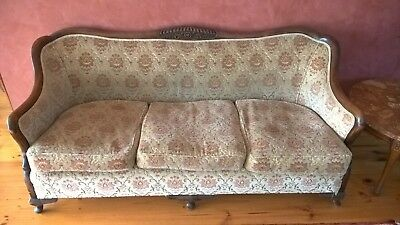 Antique Reproduction Style Lounge Suite
