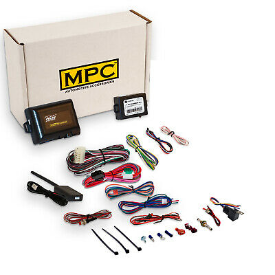 Remote Start/Keyless Entry Kit For 2002-2005 Mercury Mountaineer
