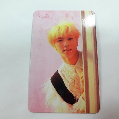 BTS 3rd Repackage Love yourself 結 Answer Official JIN Photocard K-POP E version