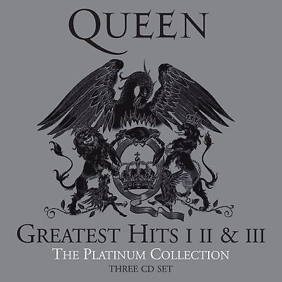 Queen The Platinum Collection 3 Cd Set - Greatest Hits 1, 2 & 3