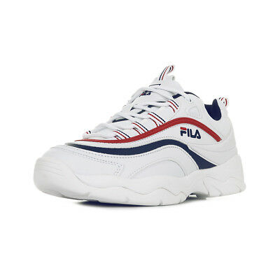 Blanche Spaghetti Baskets Chaussures Blanc Fila Knit Homme Taille 7yvIbYf6g